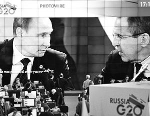 Для тандема Владимира Путина и Сергея Лаврова 2013 год был самым успешным за все 10 лет их совместной работы