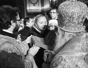 Предстоятель РПЦ заверил, что Церковь никогда не согласится с вытеснением из современной культуры подлинного евангельского представления о Христе как Богочеловеке