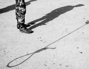 Виселица, подготовленная для осужденного гомосексуалиста в Иране