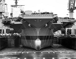 Кроме катапульты и аэрофинишеров, чиновники Пентагона подвергли на корабле сомнению надежность современных РЛС