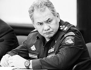 Сергей Шойгу не питает иллюзий, сделать ему предстоит очень много