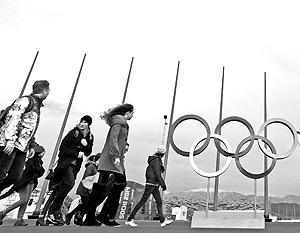 До начала Олимпиады в Сочи остаются считанные дни