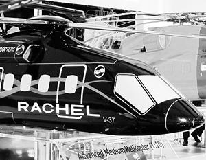 Проект скоростного самолета RACHEL впервые показали миру на авиасалоне в Фарнборо-2012