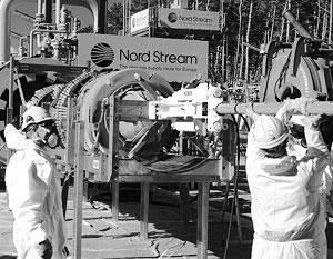 Уже весной Газпром может закачать столько газа по «Северному потоку», сколько надо