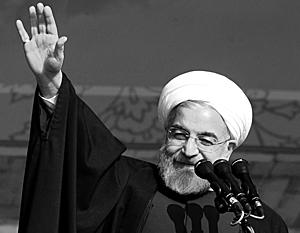 Хасан Роухани в эти дни может с удовольствием вспомнить свою «революционную молодость»