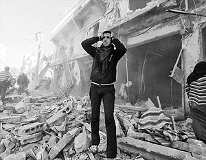 Для спасения гражданского населения сирийских городов Москва выдвинула «свой контрпроект гуманитарной резолюции»