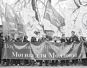 Нельзя сказать, что вся Молдавия дружно хочет в Таможенный союз. Сторонников евроинтеграции в республике все еще много – 44,3%. Однако четыре года назад таковых было 55%