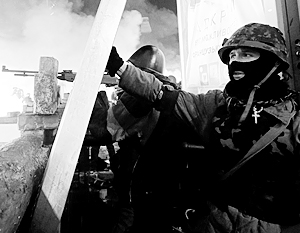 Беспорядки в Киеве уносят десятки жизней