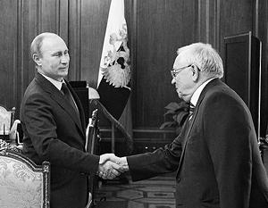 Путин отправляет в Киев Владимира Лукина