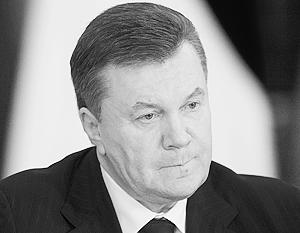 Янукович может согласиться урезать свои полномочия