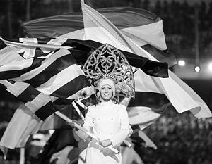Закрытие Олимпиады в Сочи поразило красочностью, поэтичностью и технической оснащенностью