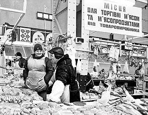 Россия покупает у Украины продуктов питания на 70 млрд рублей в год