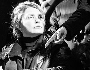 Юлии Тимошенко суждено или стать спасителем правящего политико-олигархического класса, или приготовить путь его могильщикам