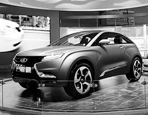 Концепт-кар Lada Xray, на основе которого АвтоВАЗ создает замену Lada Priora