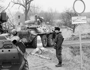 Министр обороны остался в целом доволен боеготовностью армии