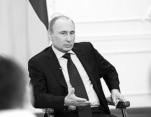 Путин назвал ситуацию на Украине «антиконституционным переворотом и захватом власти»