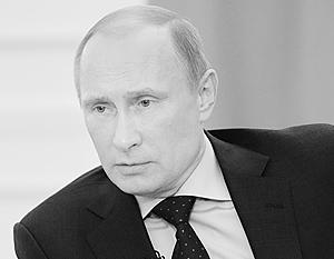 Владимир Путин сказал, что у нас нет врагов на Украине