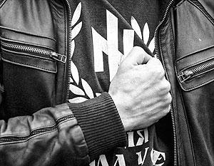 Члены праворадикальных украинских организаций пытаются оказать давление на российские власти