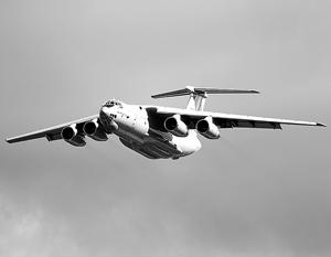 Век военно-транспортного самолета Ил-76, похоже, начинает подходить к концу