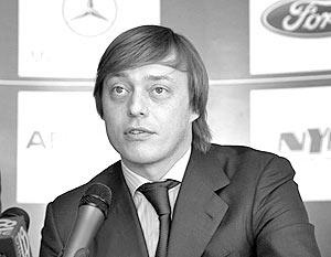 Генеральный директор центра «Авилон» Андрей Павлович
