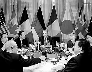 Выход из G8 ничем не грозит России