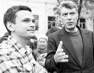 Илья Яшин доделал начатое Борисом Немцовым