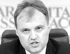Евгений Шевчук призывает Кишинев уже в этом году оформить «цивилизованный развод»