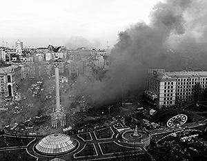 Разработчики изменений в закон о порядке проведения митингов внимательно изучили киевские уроки