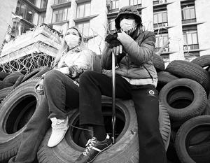 Киев пока не решается применить силу против своих восставших восточных провинций