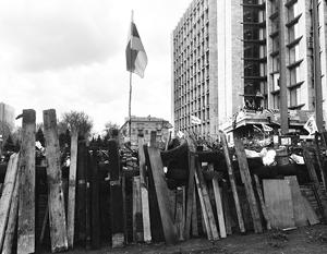Восставший Юго-Восток Украины Россия не бросит на произвол судьбы