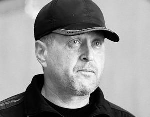 Командир самообороны Славянска Вячеслав Пономарев считает себя глубоко аполитичным человеком