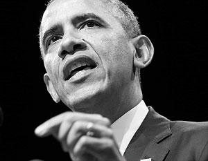 Эксперты считают тщетными угрозы Барака Обамы применить карательные меры против банковского и оборонного секторов России