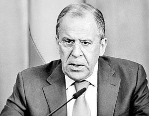 Сергей Лавров отметил, что власти в Киеве продолжают арестовывать политических выдвиженцев Юго-Востока