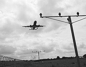 Росавиация рекомендует авиакомпаниям при полетах над Украиной использовать навигацию, не основанную на технологии GPS