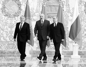 «Мужской разговор» в Минске станет последним накануне создания Евразийского союза