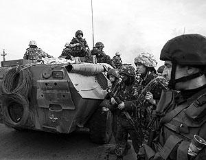 По мнению Кэтрин Эштон, карательная операция в Славянске – проявление монополии государства на насилие