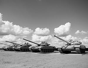 В отсутствие более достойного соперника российским танкистам придется состязаться с коллегами из Латинской Америки и Азиатско-Тихоокеанского региона