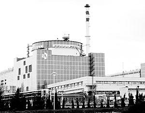 После закрытия Чернобыля в республике осталось четыре атомных электростанции. На фото – Хмельницкая АЭС (Западная Украина)