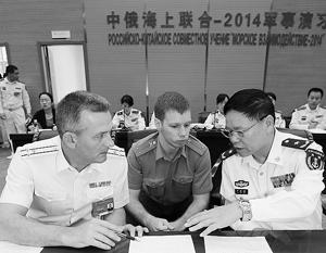 21 мая 2014 года, совместные российско-китайские командно-штабные учения – еще один пример тесного взаимодействия двух стран в области ВТС