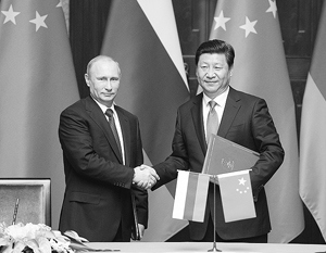 Путин и Си Цзиньпин не просто так называют себя добрыми, старыми друзьями