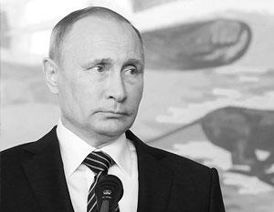 Владимир Путин высказался по острым вопросам повестки дня
