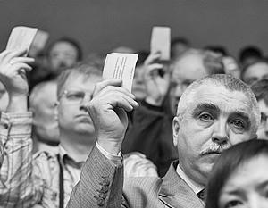 Методы «кнута и пряника» уже неактуальны для солидных современных партий, напоминают эксперты