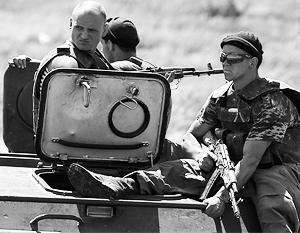 НАТО заявляет о  намерении приодеть, накормить и натренировать весьма потрепанную украинскую армию