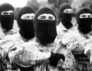 Правовой статус различных вновь созданных «батальонов» весьма сомнителен