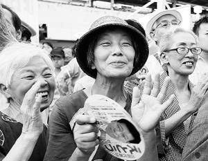 Женщины в Японии живут дольше, чем в любой другой стране мира