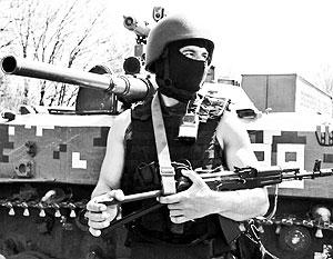 Украинские военные возобновили крупномасштабные боевые действия под Донецком и в районе границы с Россией