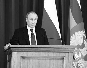Владимир Путин подчеркнул, что Европа становится заложником недальновидных, идеологизированных подходов