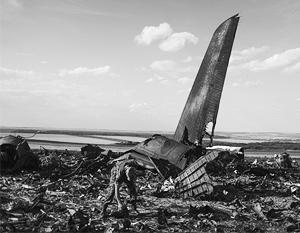 Одной из самых крупных потерь украинских ВВС стал Ил-76 – тяжелый военно-транспортный самолет