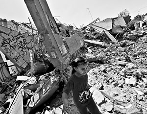 В ответ на обстрелы израильской территории армия страны нанесла удары по 50 целям в секторе Газа
