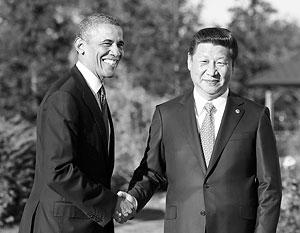 О том, что между Обамой и Си Цзиньпином сложилось взаимопонимание, аналитики писали и прежде